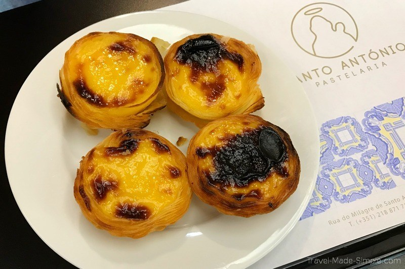 Lisboa Food Tour Review - Pastel de Nata