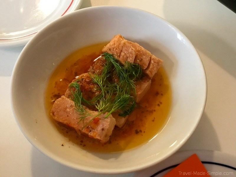 Lisboa Food Tour Review Gobble - Conservas de Peixe