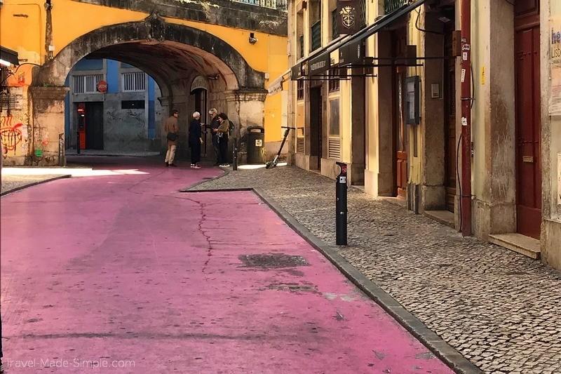 Revisão do tour gastronômico do Lisbon Gobble - Pink Street