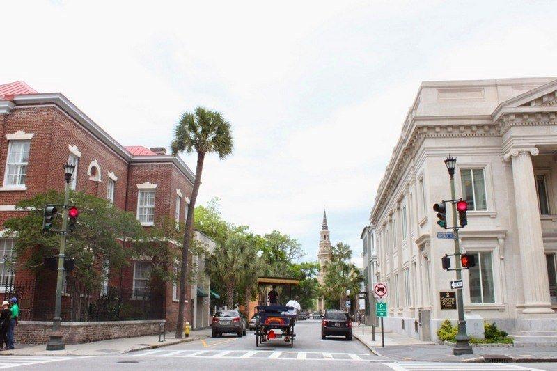 3 dias em Charleston - South Broad