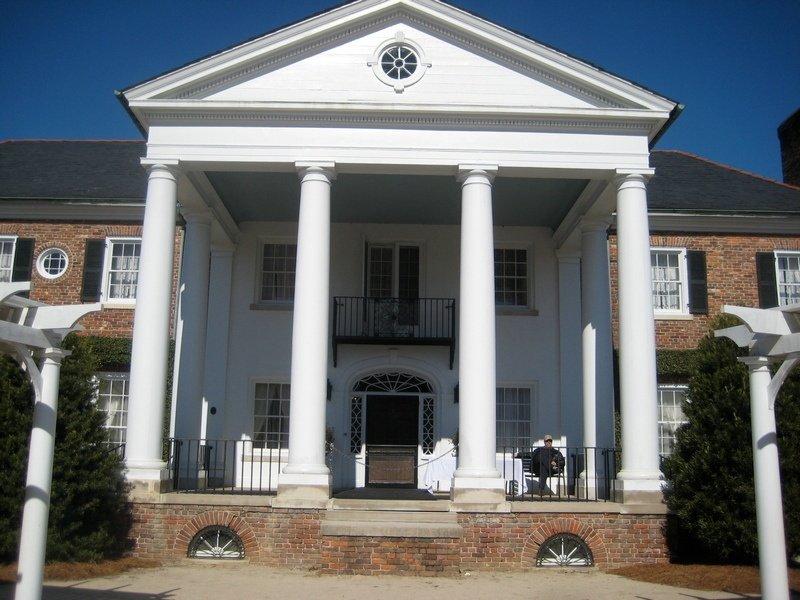 3 dias Charleston - Itinerário Boone Hall
