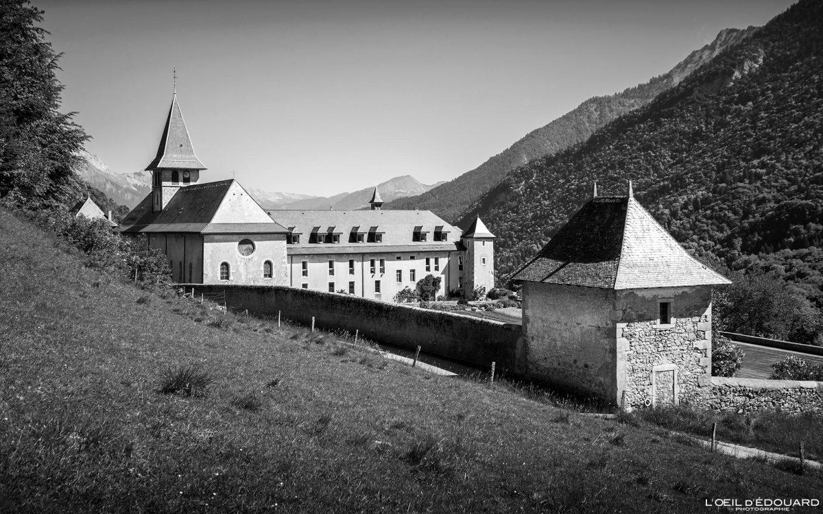 Abadia de Tamié - Massif des Bauges, Alpes Savoie, França