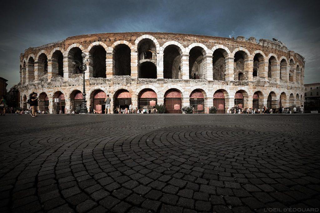 Arena di Verona Itália - Arena di Verona Itália © The Eye of Edward