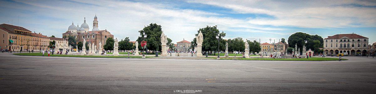 Piazza Padova Itália - Prato della Valle Padua Itália Itália Italiano Italiano lugar