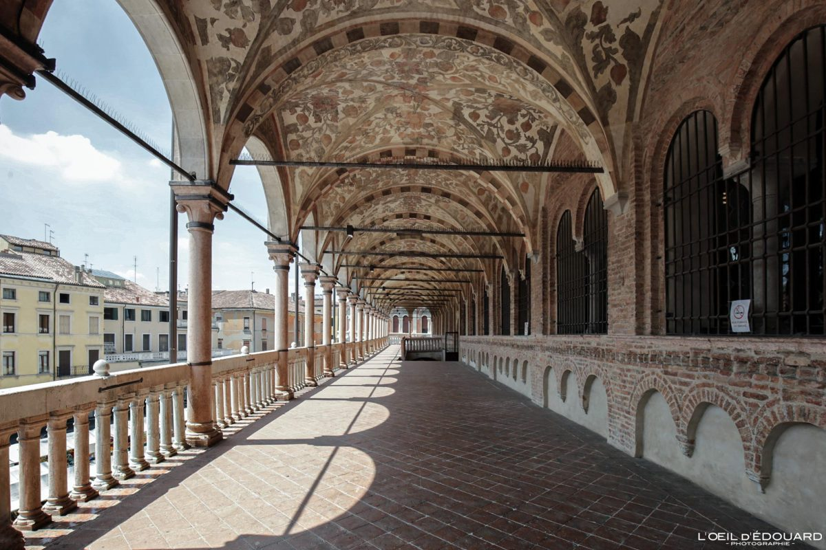 Loggia Palazzo della Ragione, Padua Italy - Padua Italy Itália