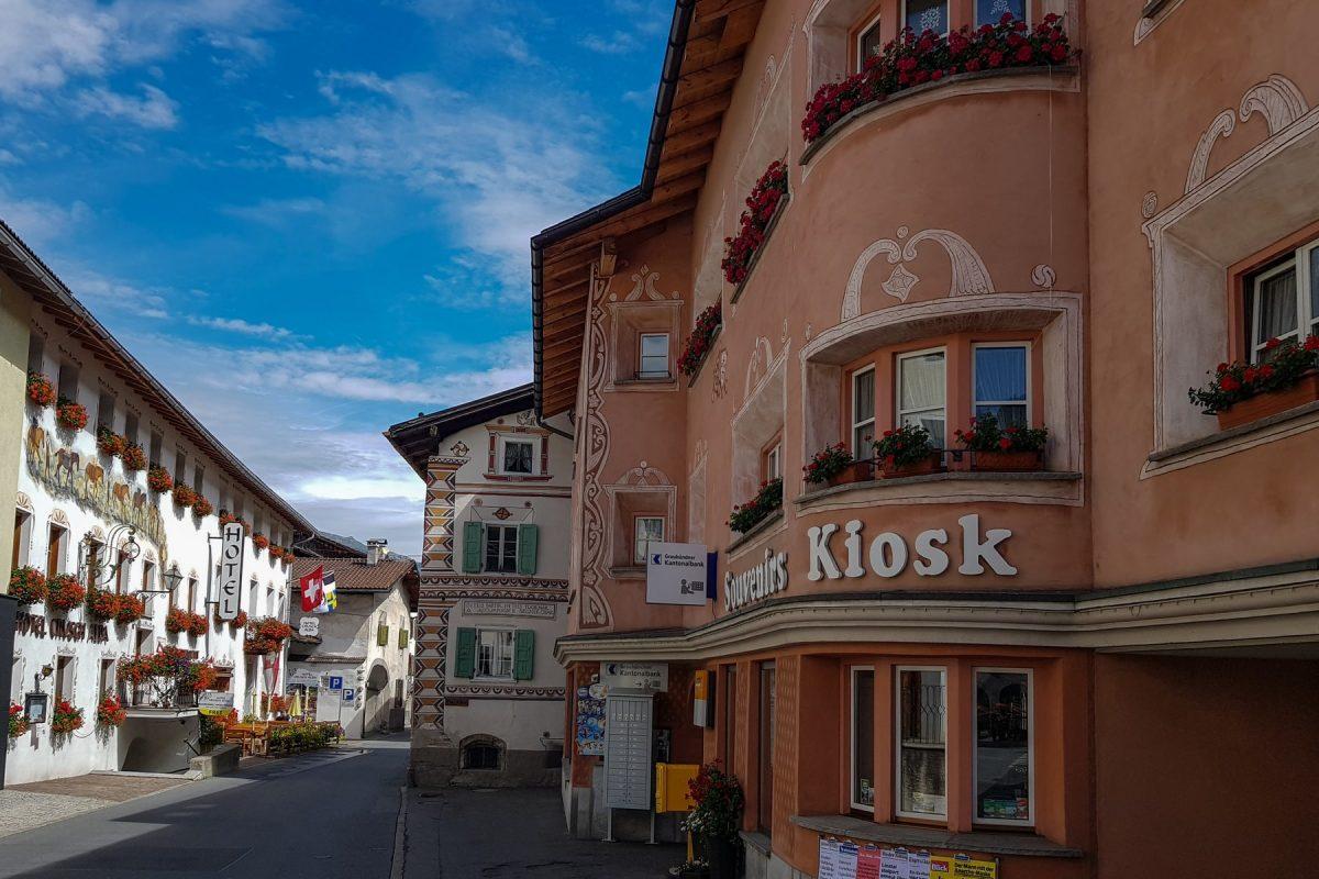 Aldeia de Santa Maria Suíça Suíça Suíça