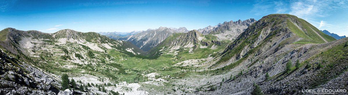 Caminhada Baisse de Prals - Maciço du Mercantour Alpes-Maritimes Provença-Alpes-Côte d'Azur / Paisagem Caminhada na montanha Paisagem ao ar livre Caminhada na montanha Caminhada Trekking