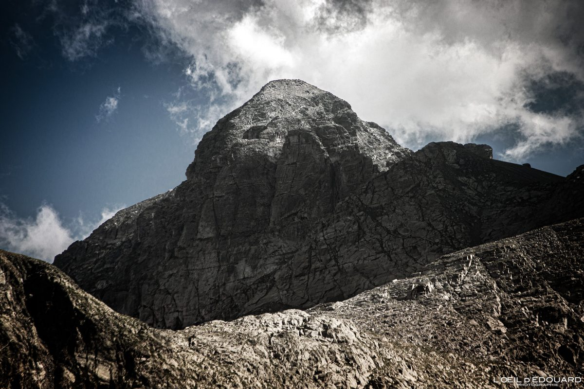 Mont Bégo - Maciço do Mercantour Alpes-Maritimes Provença-Alpes-Côte d'Azur / Paisagem Caminhada na montanha Paisagem ao ar livre Caminhada na montanha Caminhada Trekking