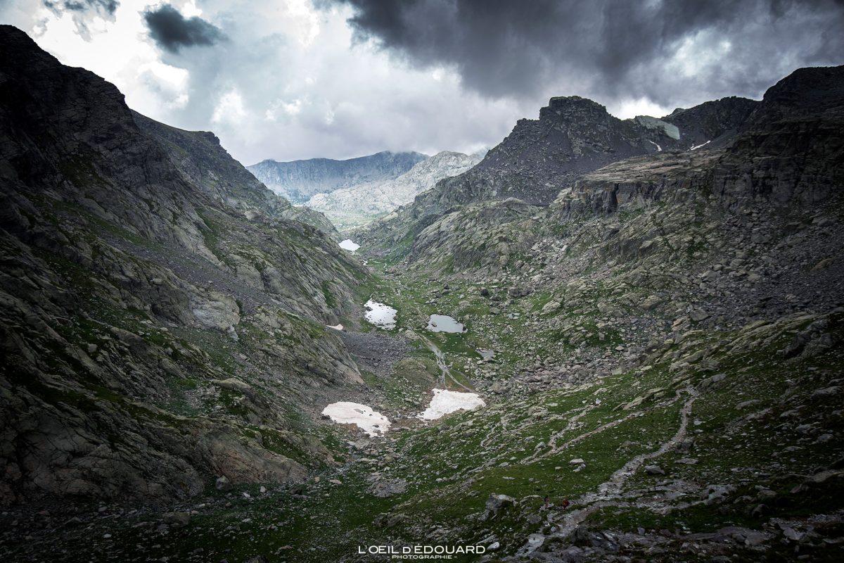 Vallée des Merveilles - Maciço du Mercantour Alpes-Maritimes Provença-Alpes-Côte d'Azur / Paisagem Caminhada na montanha Paisagem ao ar livre Caminhada na montanha Caminhada na montanha