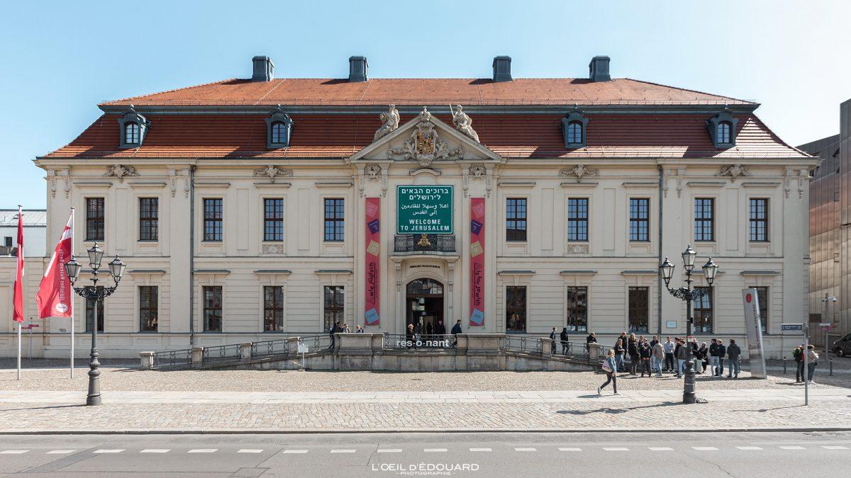 Museu Judaico Kollegienhaus em Berlim - Museu Judaico da Alemanha Museu de Arquitetura Judaica