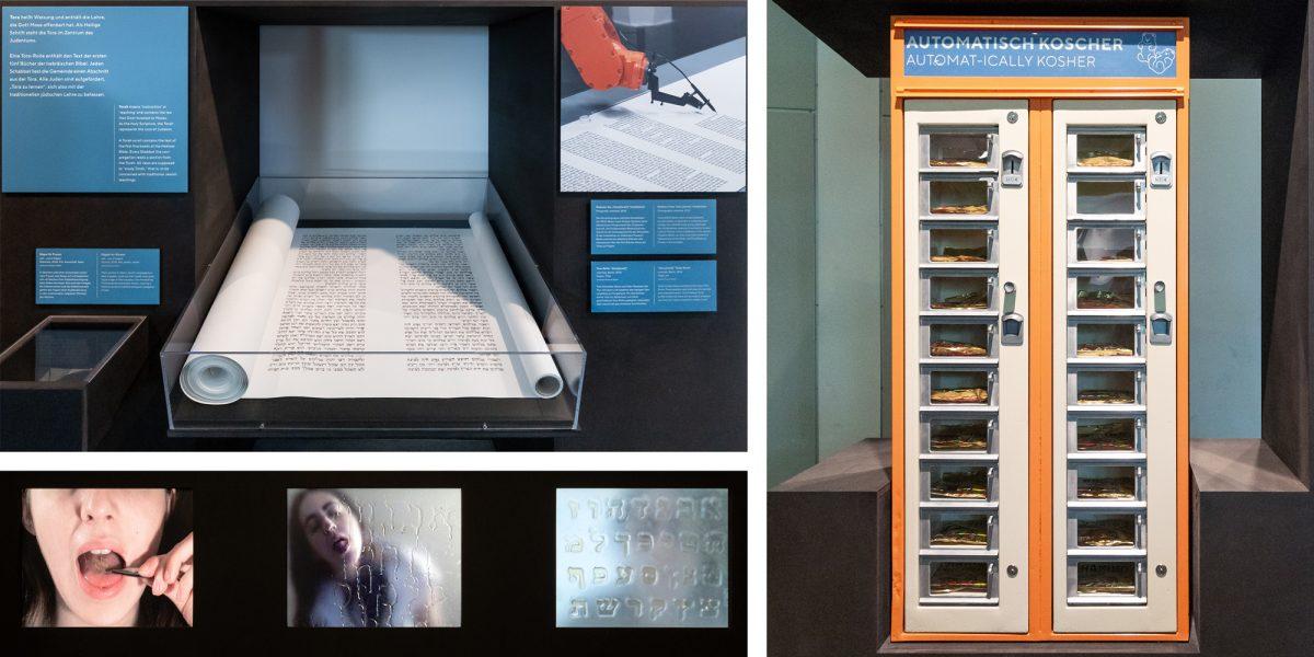 Coleção de exposições Museu Judaico de Berlim - Museu Judaico Alemanha Exposição do Museu Judaico