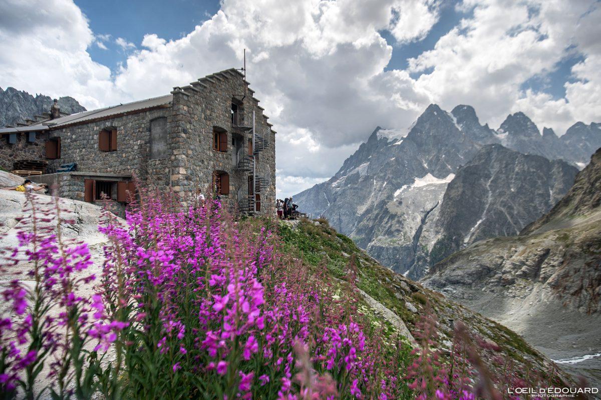 Refuge du Glacier Blanc Massif des Ecrins Hautes-Alpes França Caminhada Paisagem montanhosa - Paisagem montanhosa Alpes franceses Caminhadas ao ar livre Caminhada