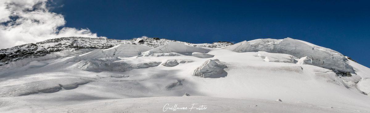 Alpinismo Barre des Ecrins Hautes-Alpes Montanha Neve Paisagem França Alpinismo ao ar livre Alpes franceses Paisagem montanhosa Neve
