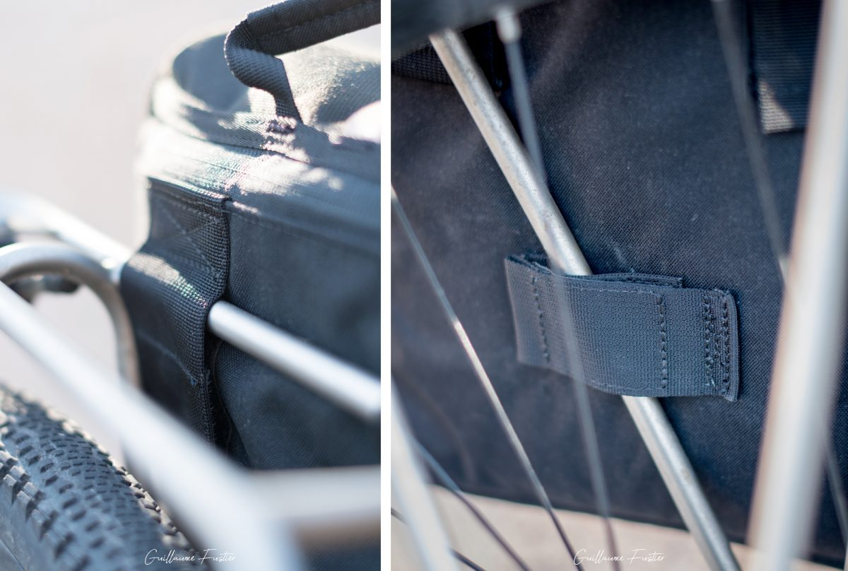 Teste de avaliação da mochila Mini Squamish MeroMero Rool-Top