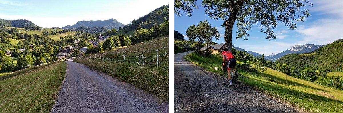 Ciclismo Ciclismo Entremont-le-Vieux Maciço de la Chartreuse Alpes Savoy França - Paisagem montanhosa ao ar livre Alpes franceses Paisagem montanhosa Bicicleta de corrida