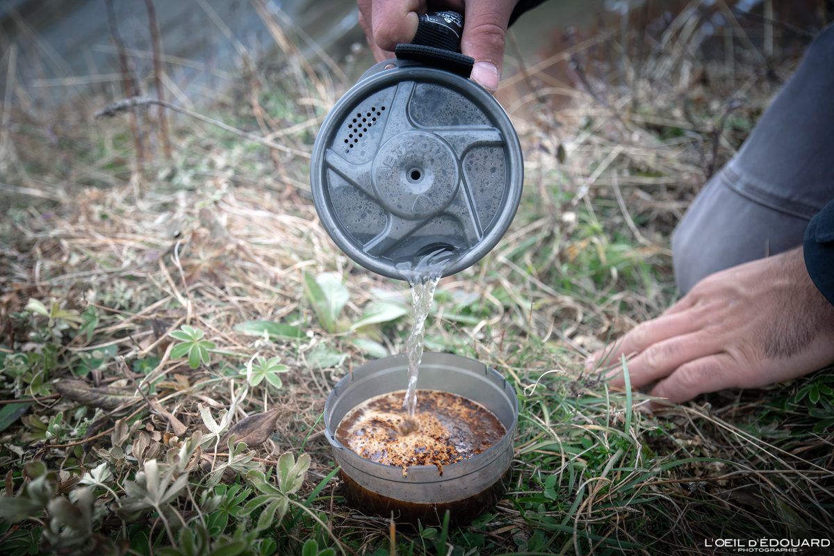 Teste de fogão Jetboil Flash Cooking System Avaliação de trekking ao ar livre