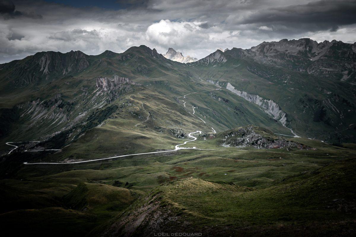 Le Cormet d'Arêches e Col du Coin, Le Beaufortain Savoie Paisagem Alpes montanhosos © L'Oeil d'Édouard - Todos os direitos reservados