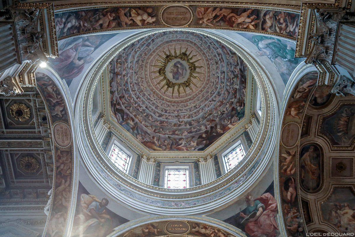 Catedral de Mântua Itália / Igreja Dom San Pietro di Mantova Itália Itália