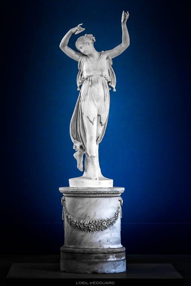 Dançarino (1809/1812) Antonio Canova - Museu Musée de Bode, Berlin Museum Island Germany / Museum Island Germany Germany Escultura