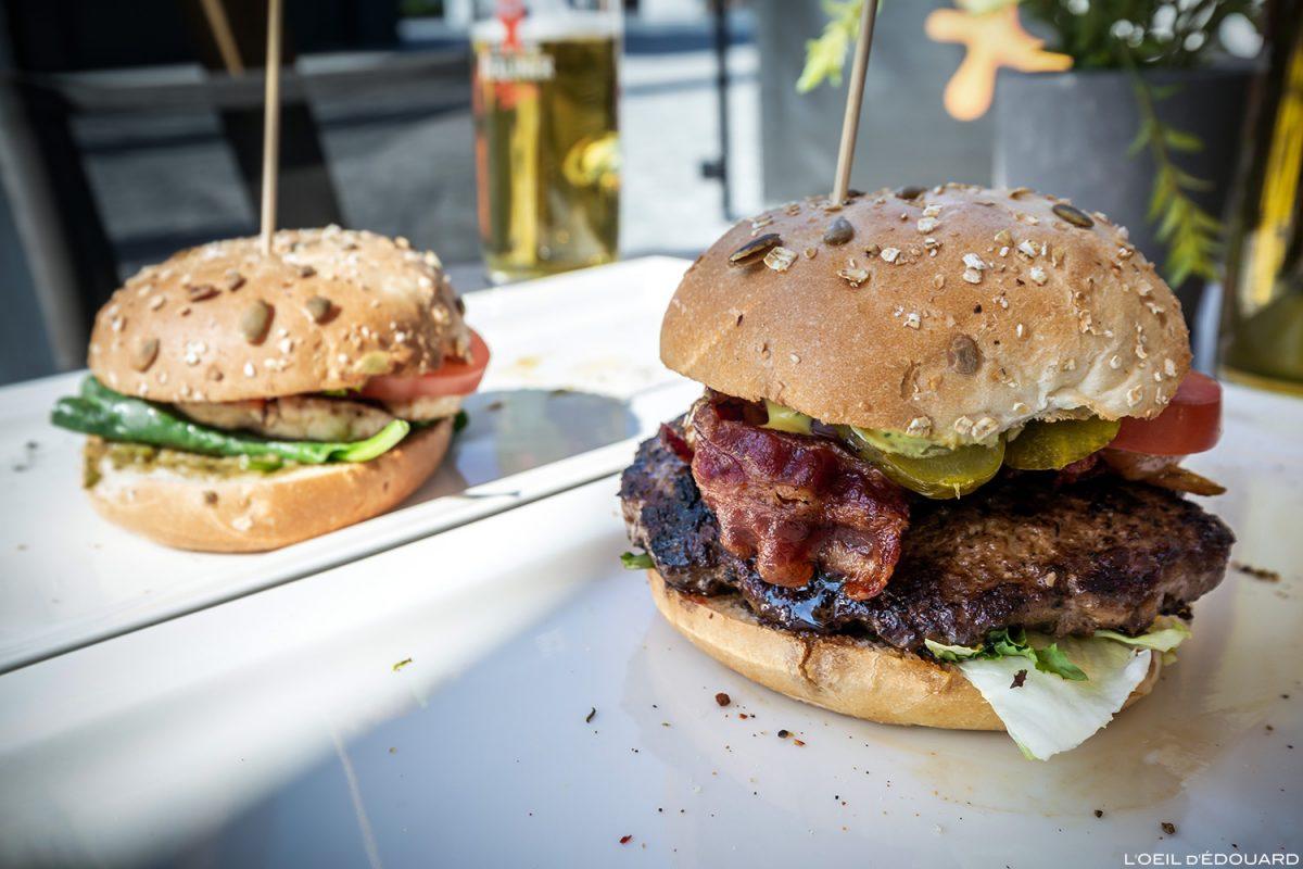 Burger Restaurant Alex - Berlin Germany Deutschland Alemanha comida