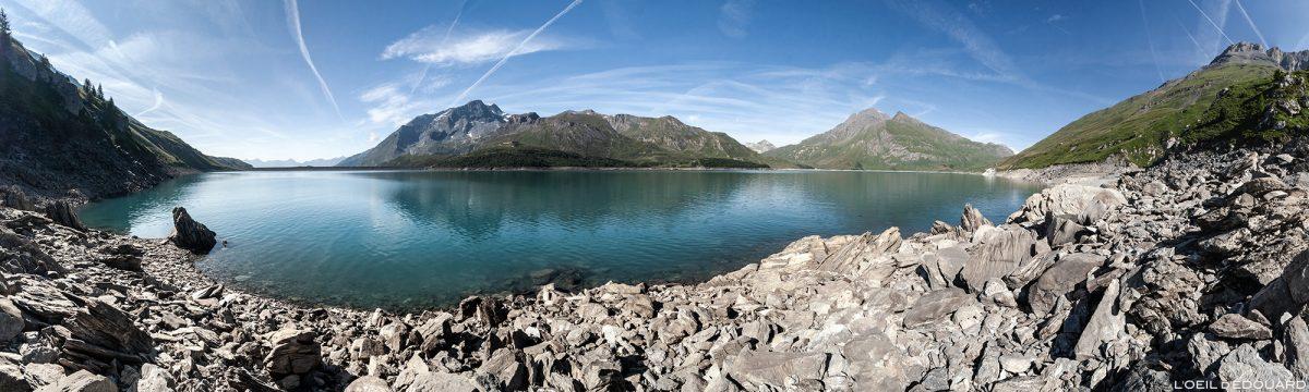 Lago Moncenisio - Alpes da Haute Maurienne Savoie