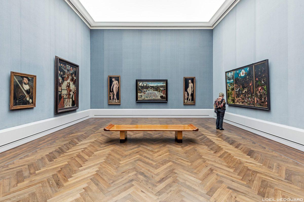 Pintura alemã - Museu Gemäldegalerie Berlin Germany Deutschland Deutschland Pintura alemã