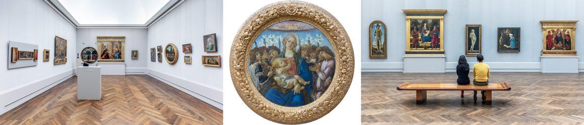Sandro Botticelli - Museu Gemäldegalerie Berlin Alemanha Alemanha Alemanha