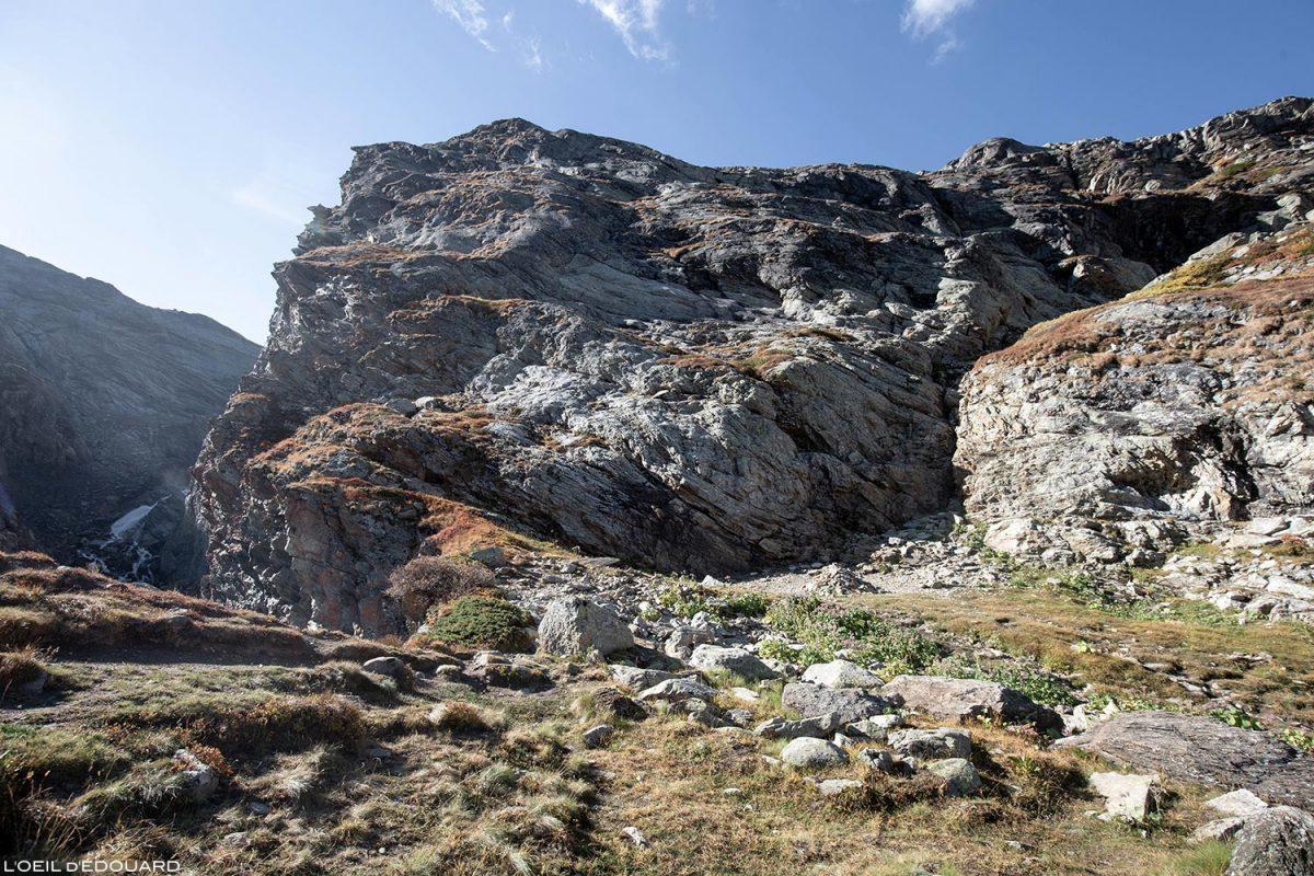 Gorge de la Reculaz: caminhada até o Cirque des Évettes - Alpes Grées, Haute-Maurienne, Alpes Savoie