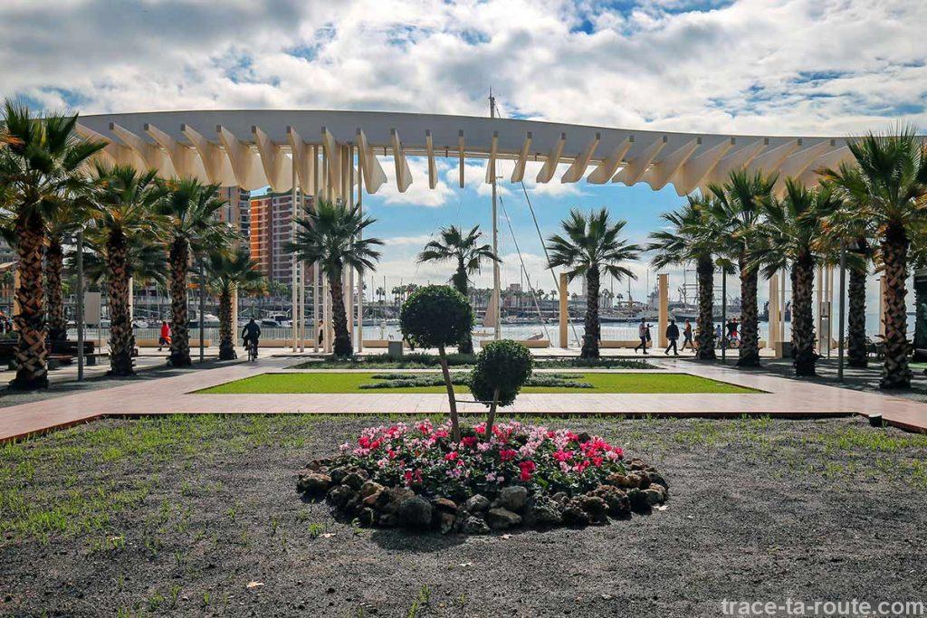 MuelleUno, porto de Málaga Andaluzia Espanha Andaluzia Espana Espanha