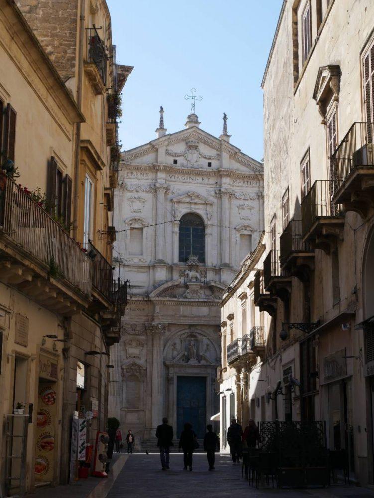 Fim de semana em Lecce, no sul da Itália, Puglia