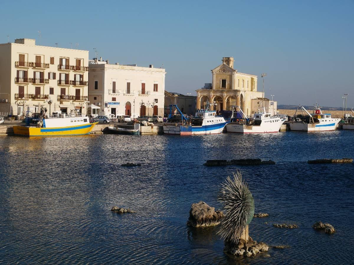 Turismo em Puglia na Itália