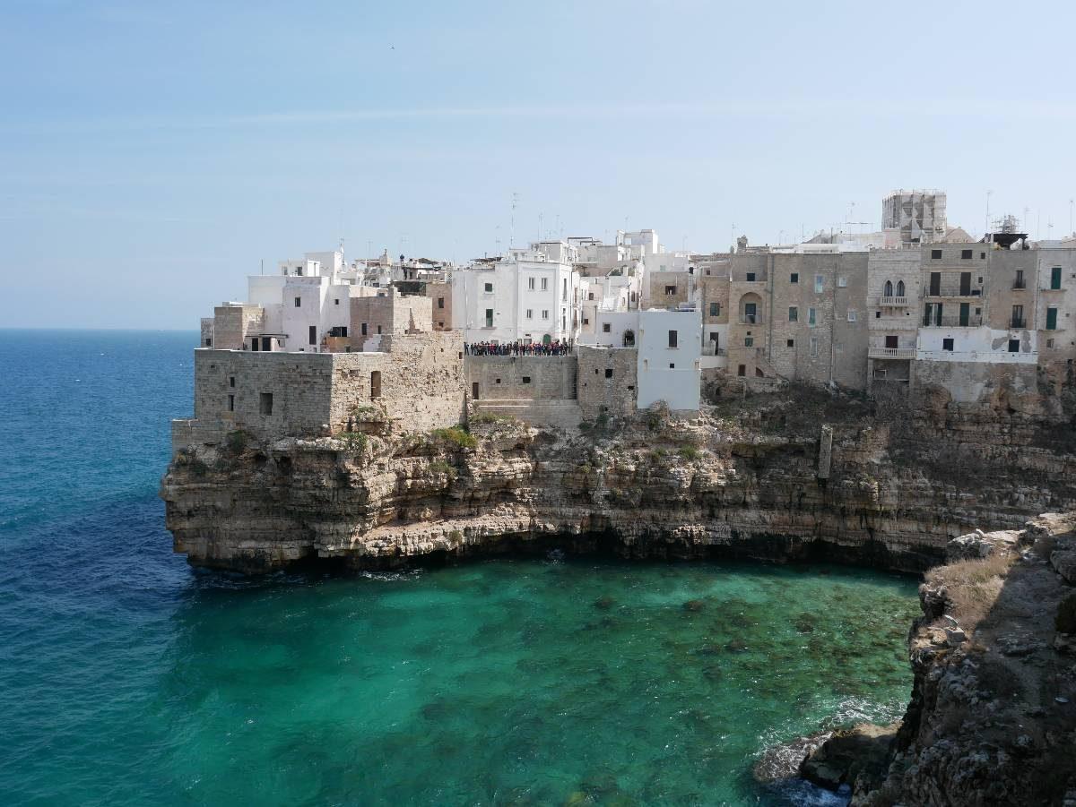 5 dias em Puglia, à beira-mar