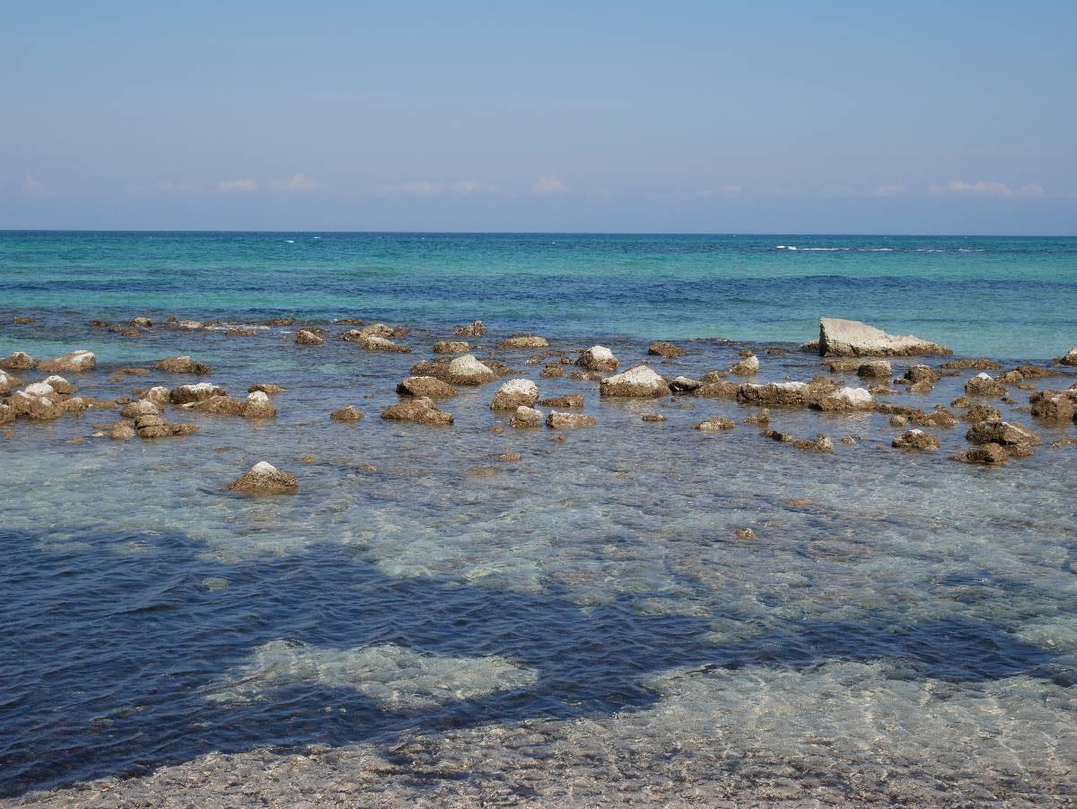 Reserva Natural Torre Guaceto em Puglia