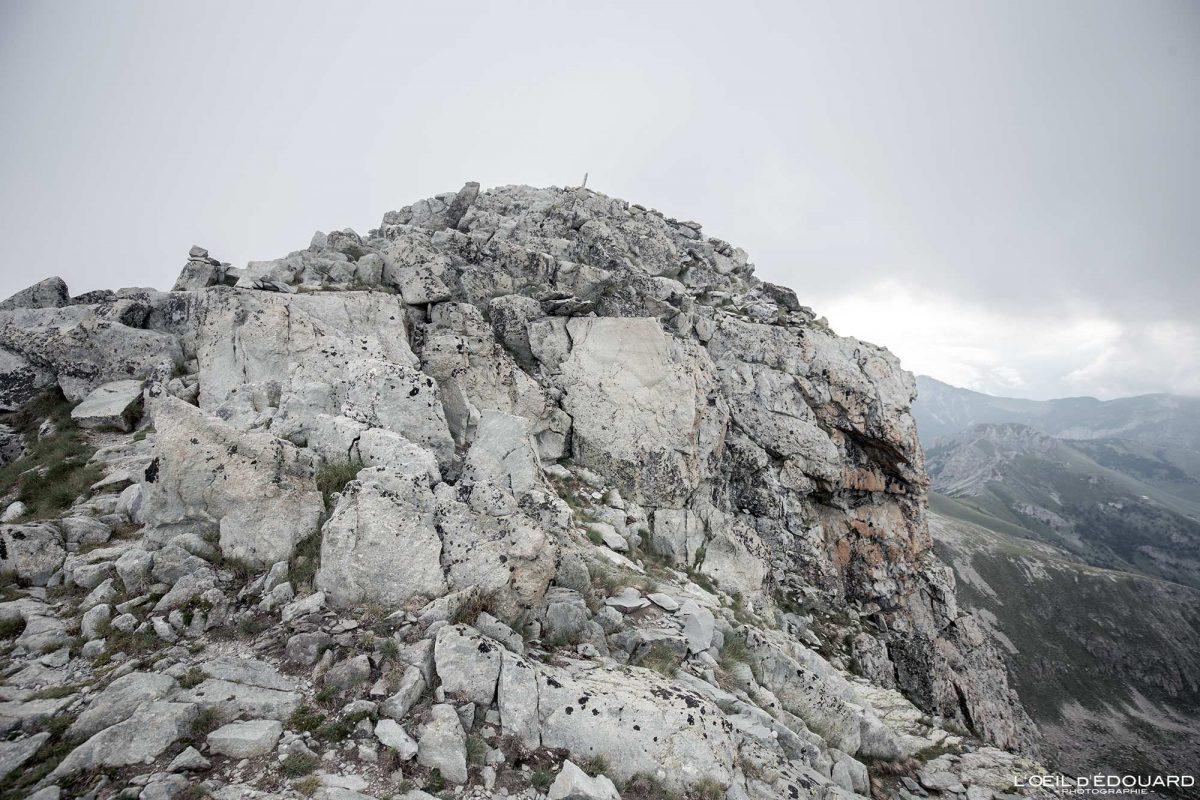 Caminhada Mont Bégo Vallée des Merveilles - Maciço du Mercantour Alpes-Maritimes Provença-Alpes-Côte d'Azur / Paisagem Caminhada Paisagem de montanha Caminhada ao ar livre Caminhada de montanha Trekking