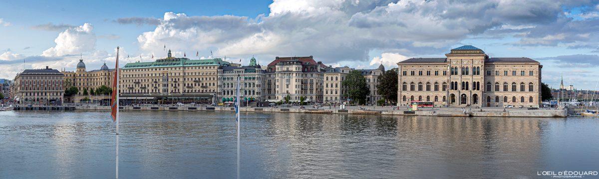 Nationalmuseet Norrmalm Stockholm Suécia Suécia Sverige arquitetura