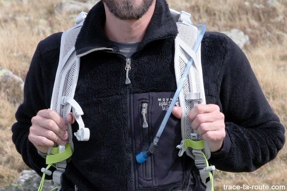 Experimente a lã masculina Mountain Hardwear Monkey 200M