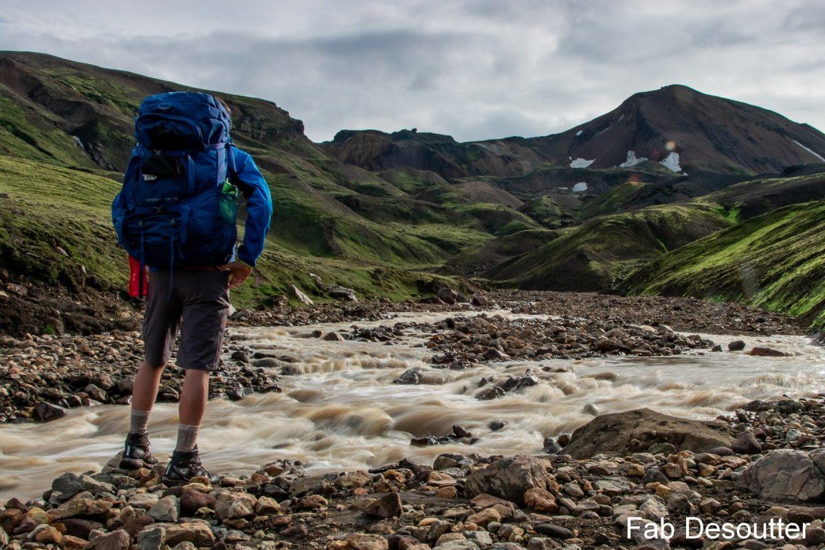 Osprey Farpoint Trek 75 Test Islândia Laugavegur Mochila Review Islândia
