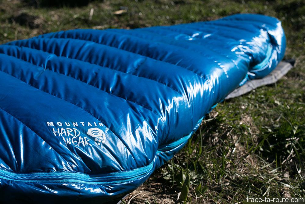 Berg Hardware PHANTOM TORCH 3º saco de dormir (formato de sarcófago)