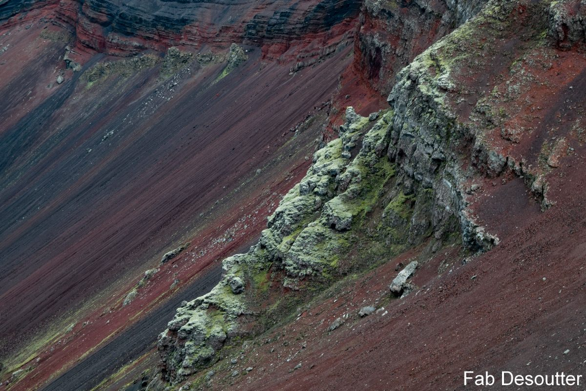 Trek Laugavegur Landmannalaugar Ilha Montanha Trekking Ilha Paisagem Montanha Islensk Outdoor Wild Rock