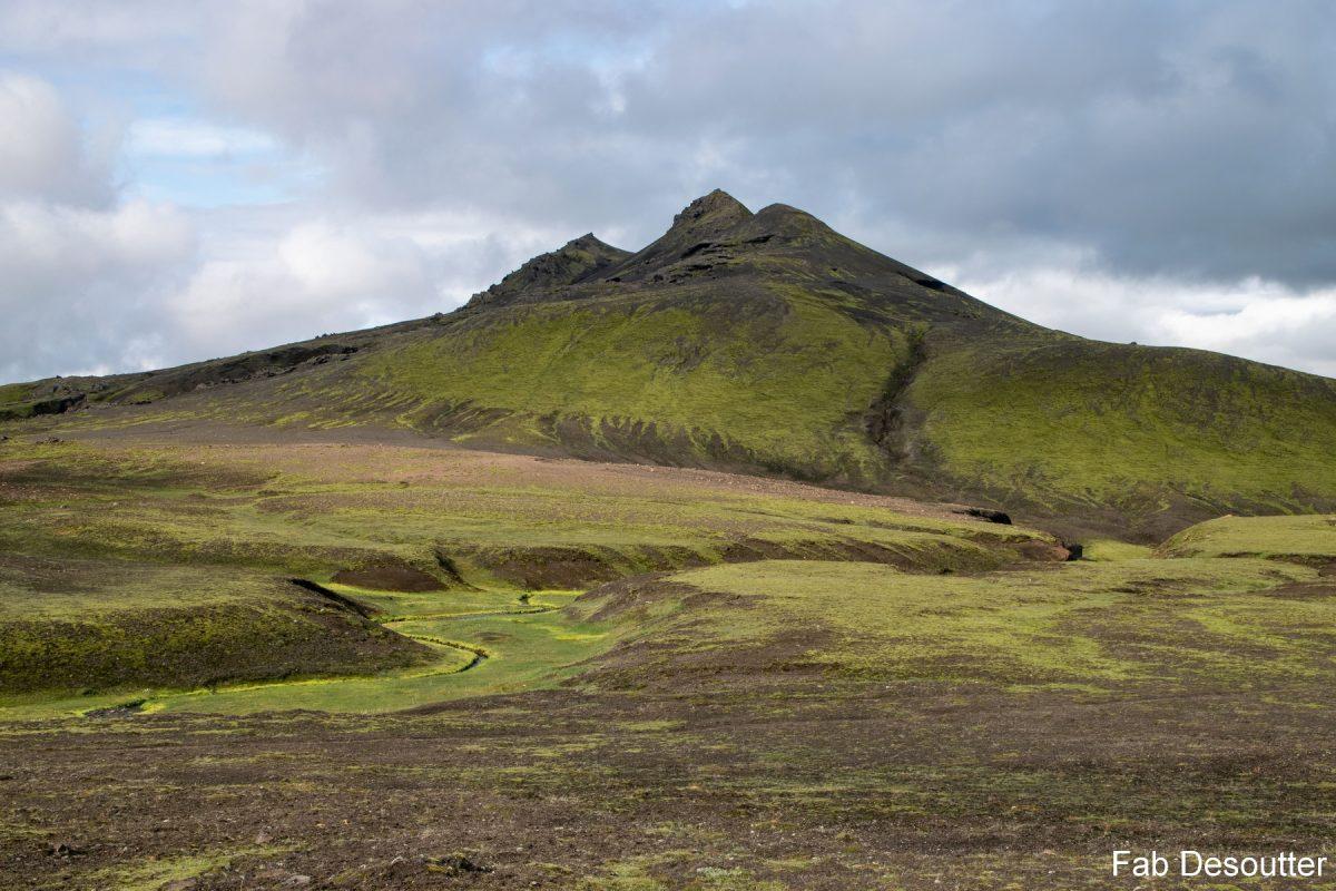 Paisagem Montanha Torfatindar Mountain Trek Laugavegur Landmannalaugar Thorsmörk Islândia Mountain Trekking Islândia Paisagem Islensk Outdoor Selvagem