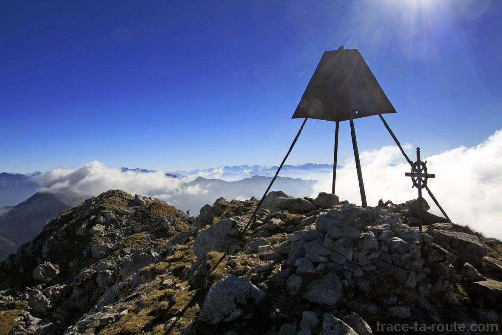Cimeira de Trélod (Massif des Bauges)