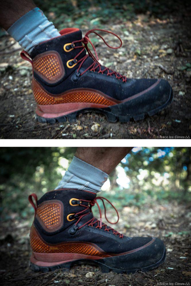 Experimente os sapatos de montanha Tecnica Forge S - Botas de trekking para atividades ao ar livre