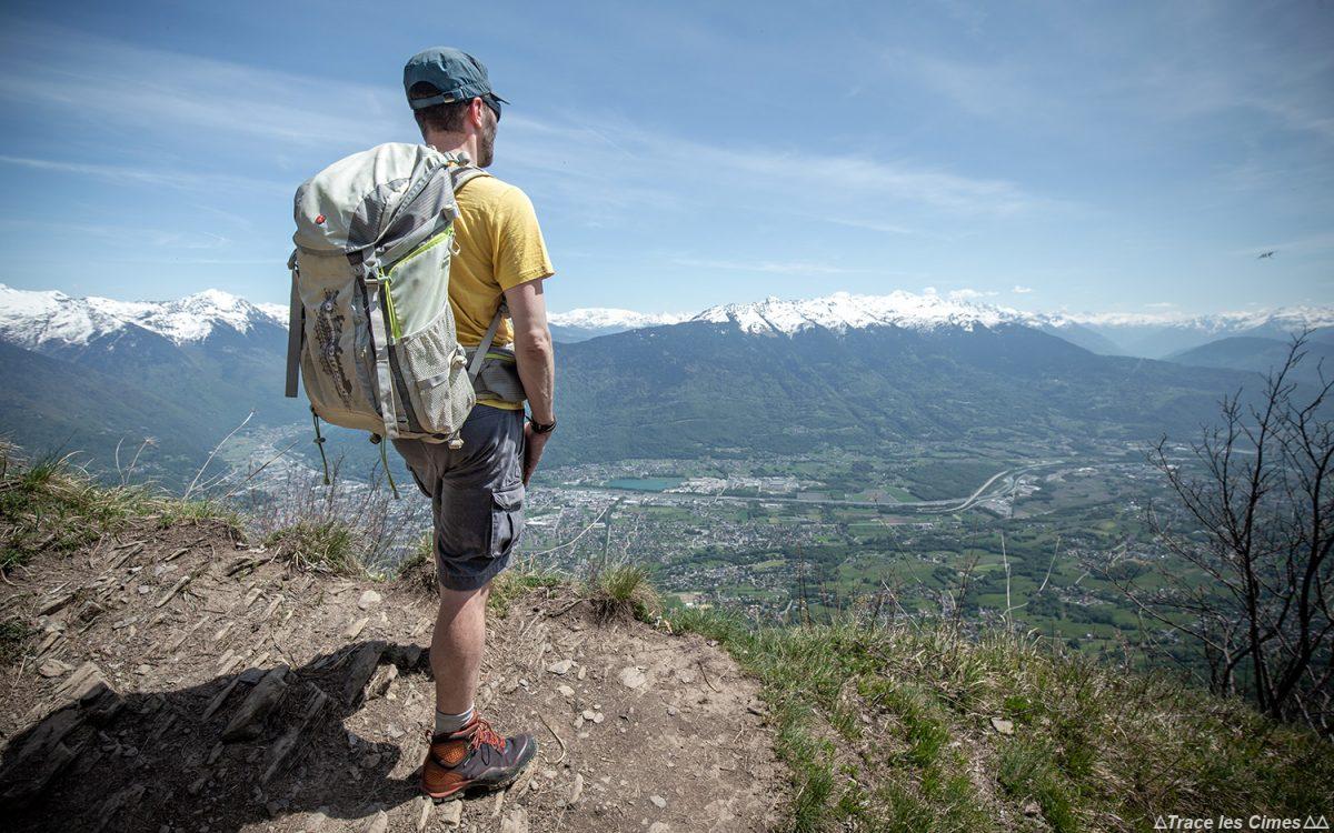 Experimente sapatos de caminhada na montanha Tecnica Forge S - Botas de caminhada para caminhadas na montanha