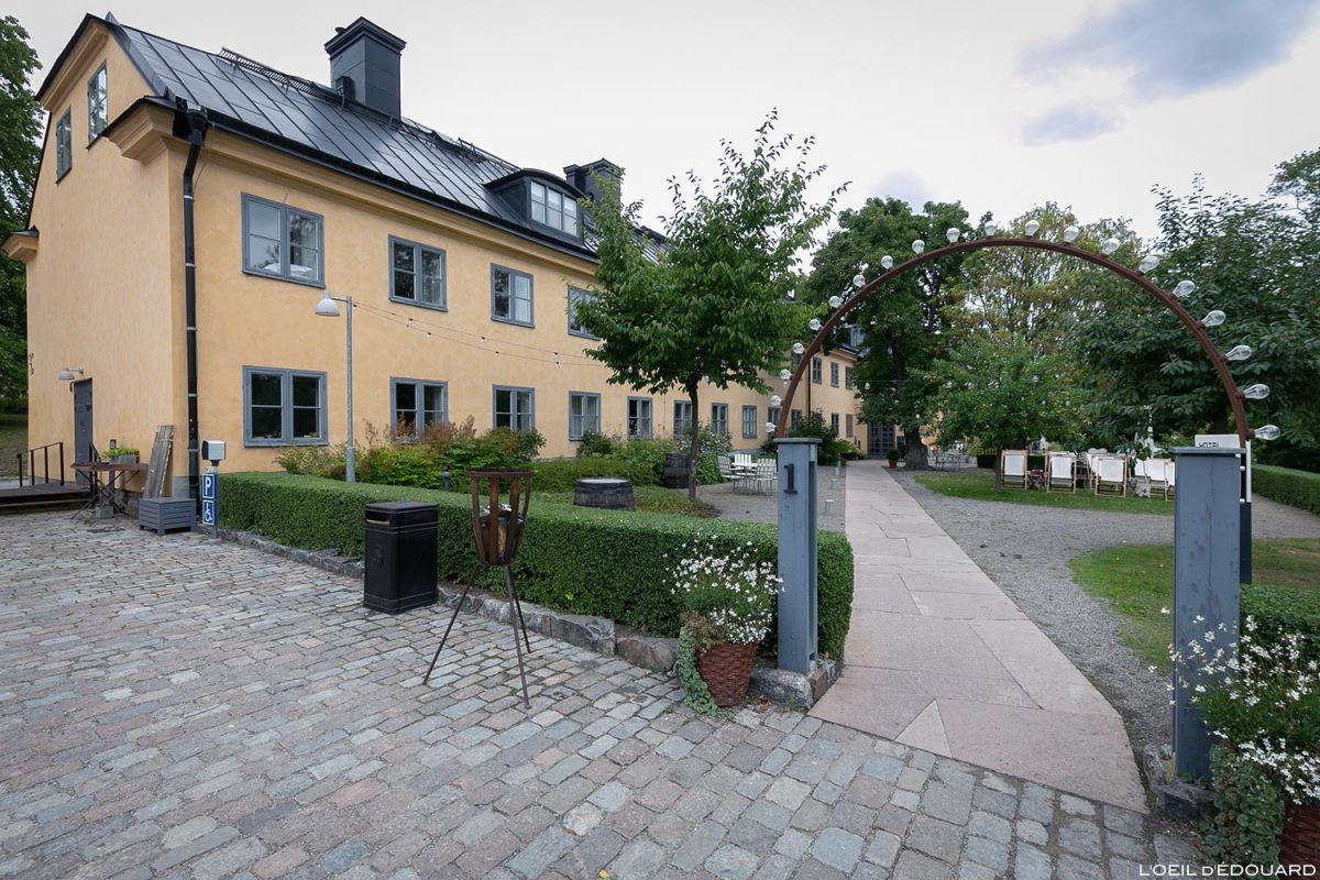 Hotel Skeppsholmen Estocolmo Suécia Suécia Suécia