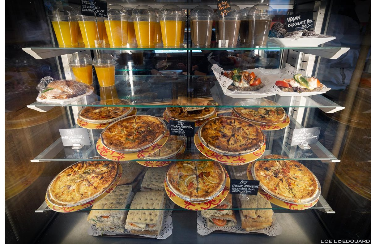 Paj Mellanmackan Café Järntorget, Estocolmo Suécia Suécia Cozinha sueca Suécia