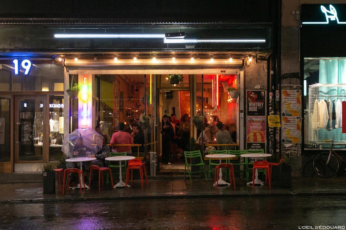 Bar Indigo, Götgatan Södermalm Estocolmo Suécia Suécia Suécia