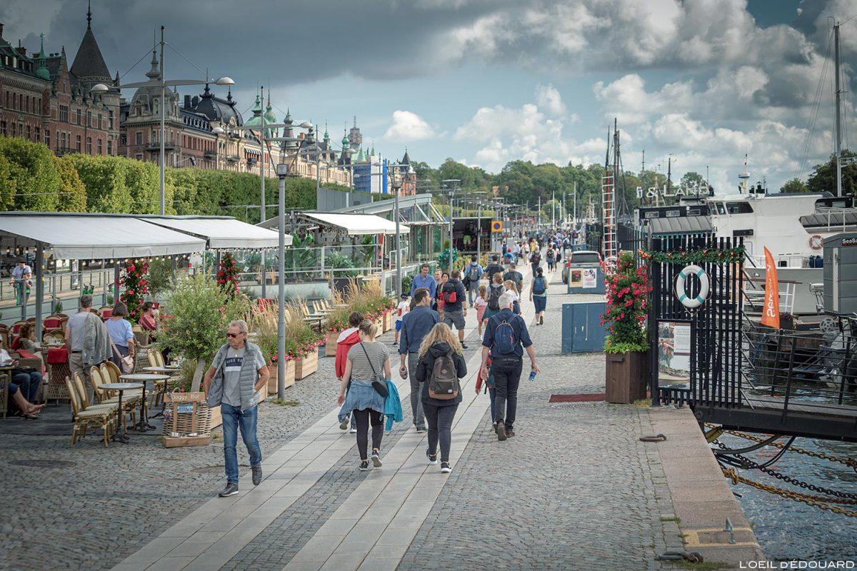 Quays Strandvagen, Östermalm Stockholm Suécia Suécia Suécia