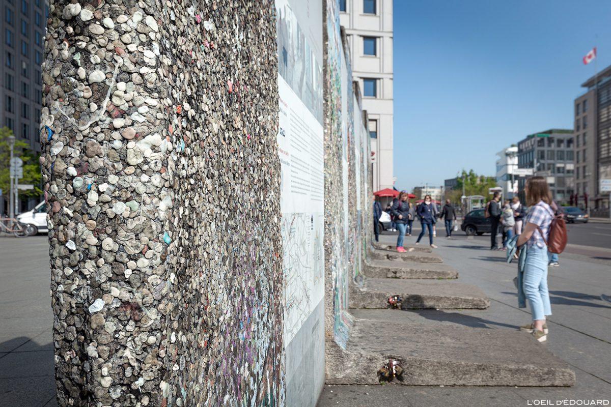 Muro de Berlim, Potsdamer Platz Alemanha / Muro de Berlim Alemanha / Muro de Berlim na Alemanha