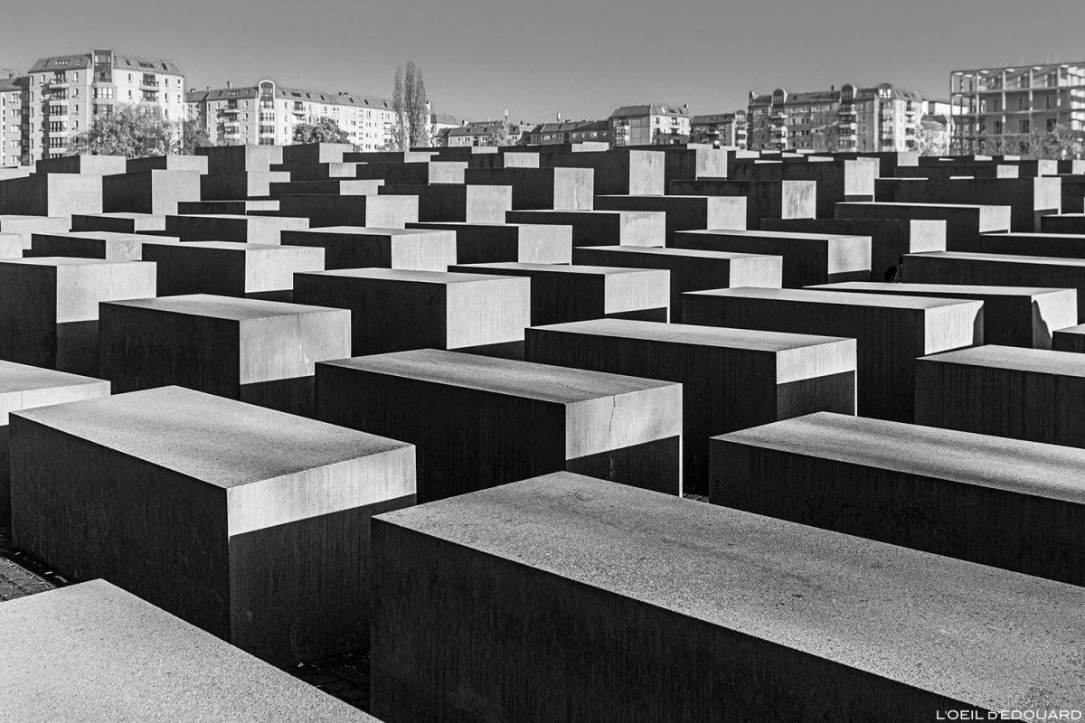 Memorial aos Judeus Mortos da Europa Alemanha / Memorial aos Judeus Políticos da Europa Alemanha Memorial do Holocausto