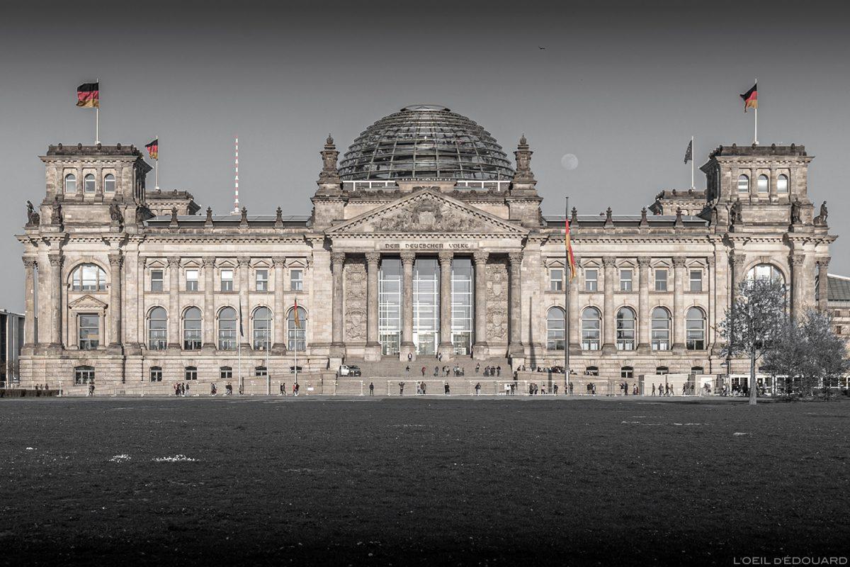 Reichstag edifício Berlim Alemanha / Alemanha Alemanha Arquitetura